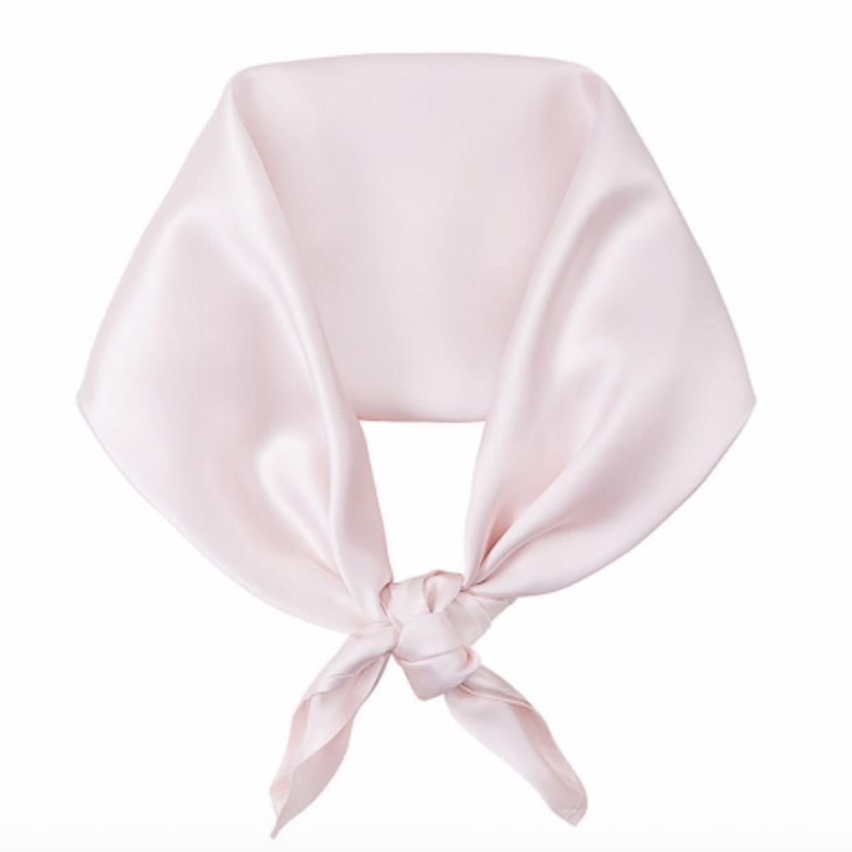 Silkeskjerf-rosa