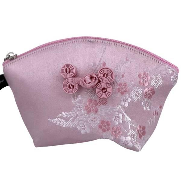 Bilde av Silkepung - rosa